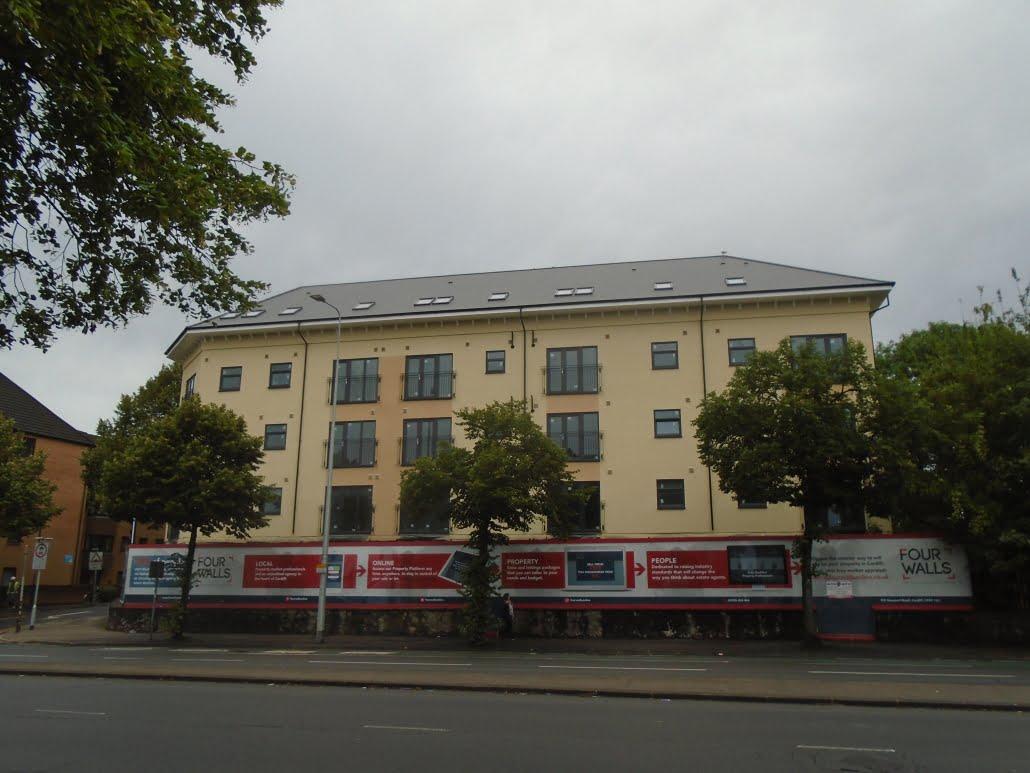 Newport Road, Cardiff Development