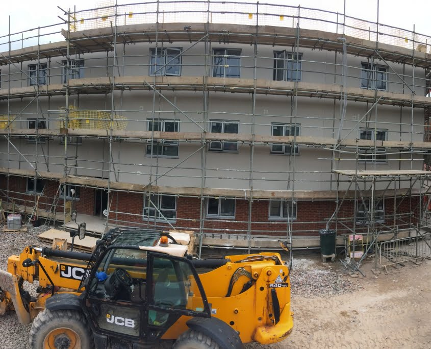 New Build Talbot Green